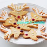 Rudolph The Red Nose Biscuits