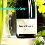 Association Huîtres Champagne Franck Bonville (Champagne de Vignerons)