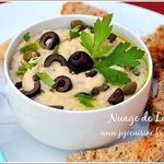 Rillettes de haricots blancs aux anchois câpres et olives de Guy Martin