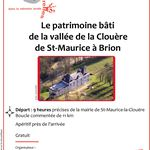 "Randonnée ""patrimoine bâti"" - Dim 4 mai 2014"