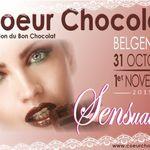 Coeur chocolat à Belgentier (Var 83)