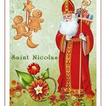 Carte Saint Nicolas