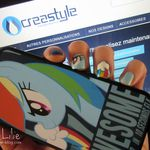 Nail Art My Little Pony & Creastyle.fr