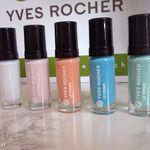 Vernis Couleurs Végétale pour des ongles pastels - Yves Rocher