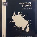 Voir Venise et vomir, d'Antonio Albanese