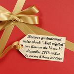 """Bon plan : téléchargez gratuitement notre ebook """"Noël Végétal"""" du 15 au 19 décembre 2016 !"""