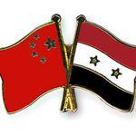 Les relations de coopérations entre la Chine et la Syrie sont mises en avant