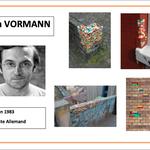 Fiche artiste Jan Vormann chez Marie-Pierre C