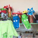 Carnaval Loups Keith Haring chez Yobrego