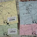 Couverture de carnets de voyage chez Béa