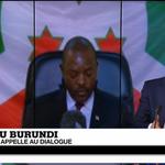 Igihugu cy'u Bubiligi kiteguye kohereza ingabo i Burundi niba Nkurunziza akomeje kwanga ibiganiro bitavangura!