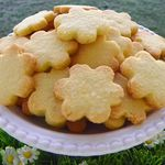 BISCUITS AUX AMANDES (thermomix)