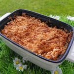 CRUMBLE ROSE (thermomix)