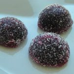 PATE DE FRUITS AUX MURES (thermomix)