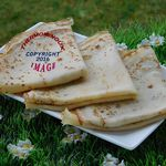 PATE A CREPE au TM5 (thermomix)