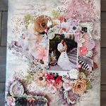 Toile mariage - Wedding canvas