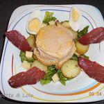 Salade (presque Périgourdine)