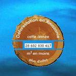 Placez le widget compteur de déforestation sur votre blog