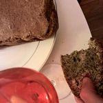 Cake salé au pavot et aux lardons
