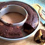 Gâteau marbré au mascarpone