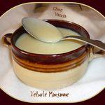 Velouté Marianne ( pour  1 pers)