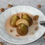 Figues cuites à la marocaine