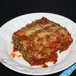 Cannellonis de thon aux blettes