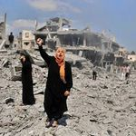 This is not Hiroshima This is Gaza