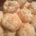 Rochés à la noix de coco
