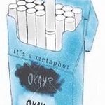It's a metaphor