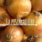 Apéro time - La pissaladière