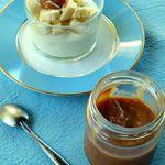 Confiture de lait à la cannelle pour vos yaourts ou vos crêpes