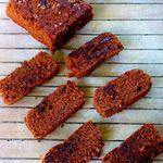 Biscuit au chocolat doux de Philippe Conticini