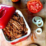 Pulled pork un peu revisité