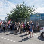 """Rassemblement du 27 juillet à Séméac contre """"le mur de la honte"""""""