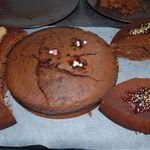 Le gâteau au chocolat lapin de pâques facile et rapide