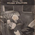 "William St(r)afford ""Le Mystère du Léopard"" (Editions du Tambourin - 1931) [Version n&b]"