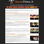 Numéfilms, pour la mise au format informatique de vos anciens films.