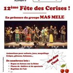 "À vos agenda pour la ""Fête des cerises""  2016 !"