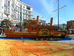 Côte d'Azur : Citrons en fête à Menton