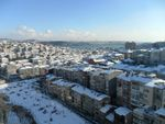 1.01.2016 : la neige à istanbul