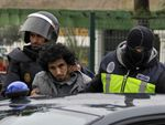 Spain says dismantles Islamic cell in North African enclave