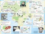 Djihadistes. La carte de la menace