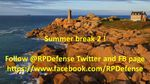 Summer Break 2 - @RPDefense