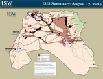 ISIS Sanctuary: August 13, 2015