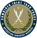 Inherent Resolve – Chammal sit rep 14 sept. – CJTF-OIR
