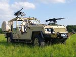 Supacat Unveils Latest LRV 400 Recon Vehicle