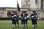 Rendez-vous à Vincennes: le drapeau des chasseurs passe aux mains du 7e BCA