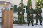 Op UNIFIER: les premiers militaires ukrainiens diplômés du cours canadien de déminage sont prêts