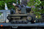 Platform-M, le robot combattant russe